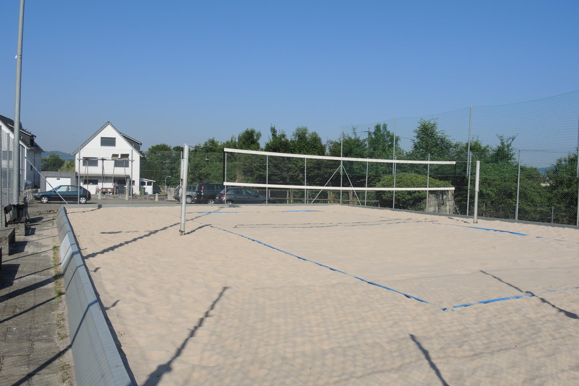 Beachvolleyball-Anlage Augst