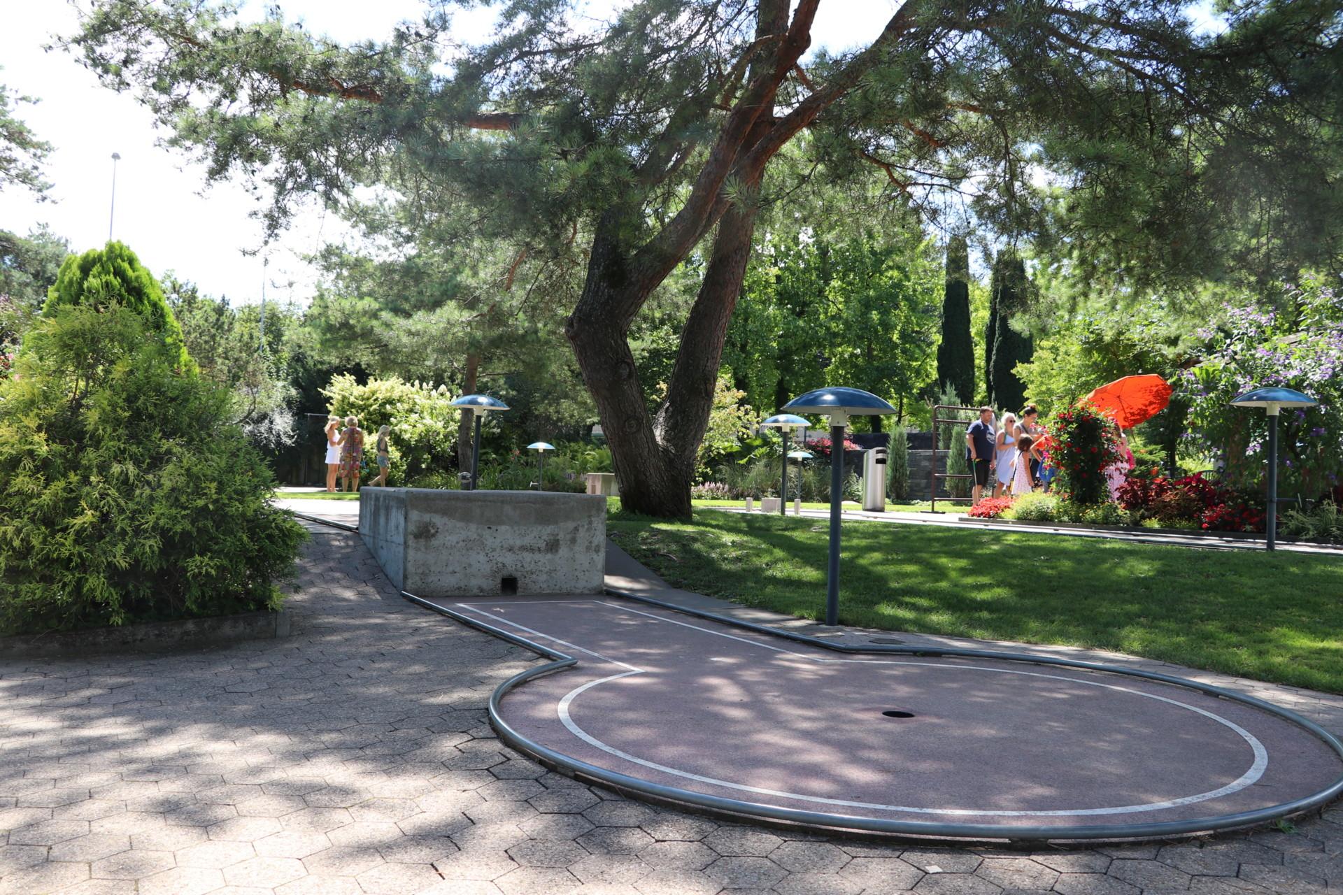 Minigolfanlage Park im Grünen, Münchenstein