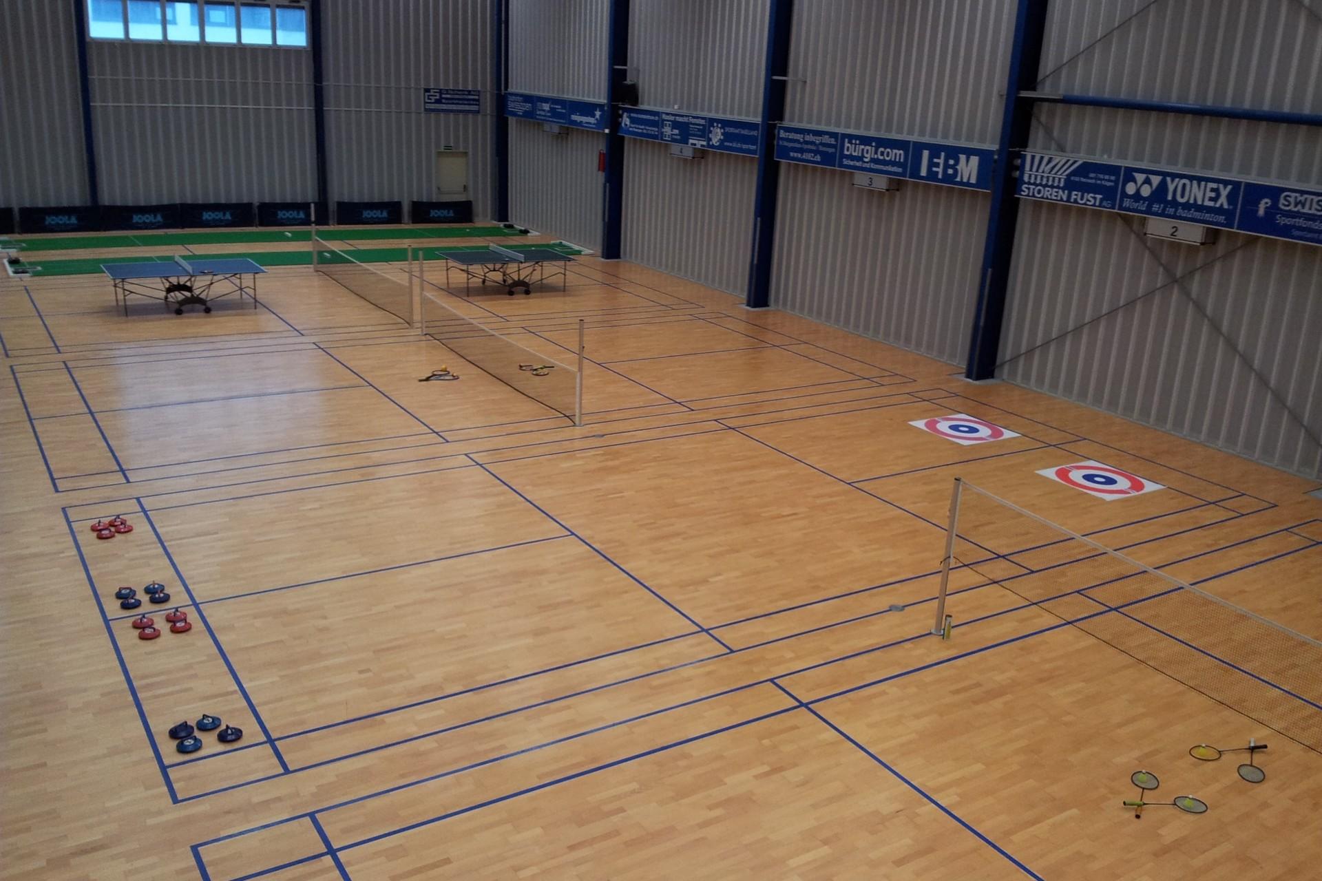Badmintonhalle Oberwil