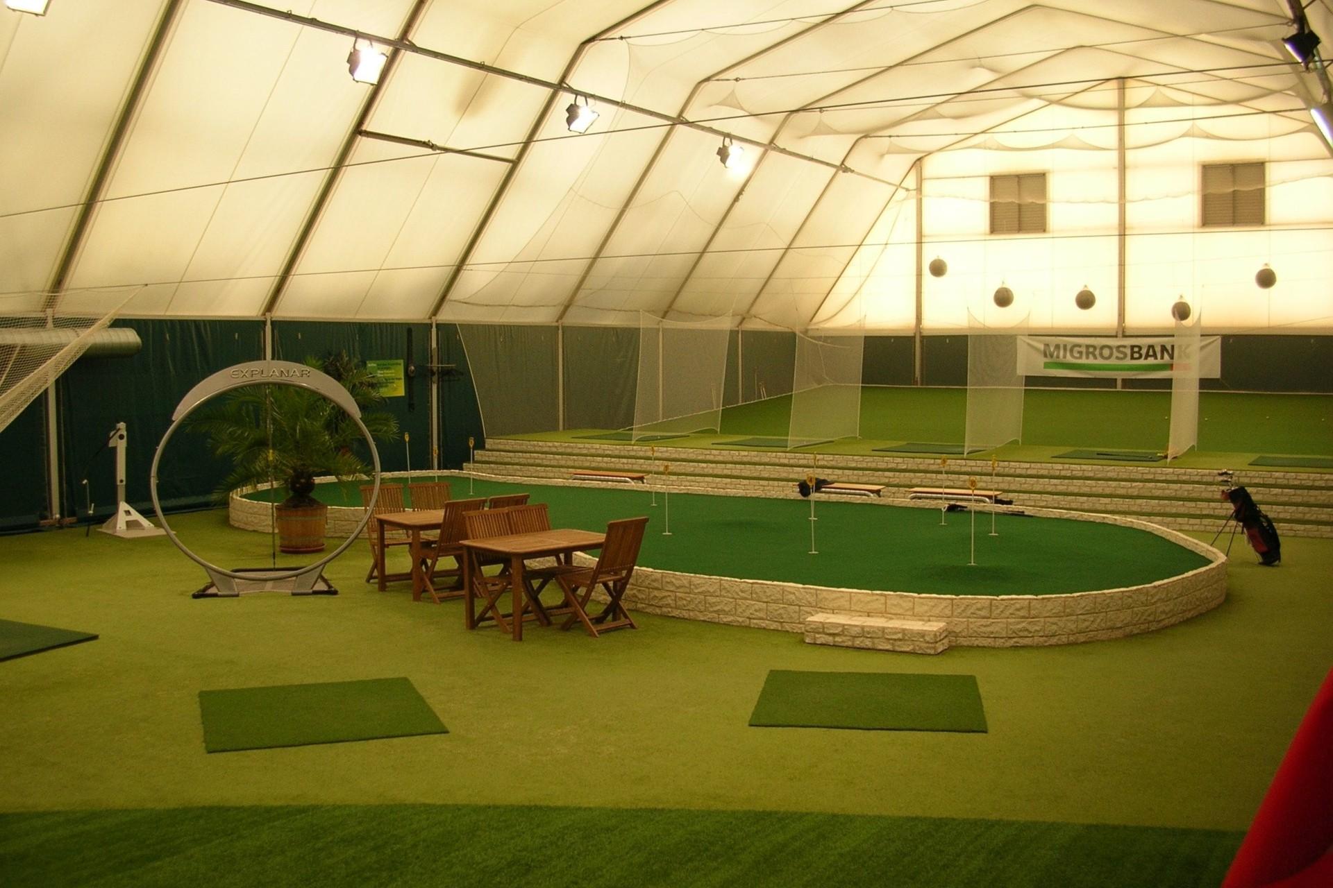 Indoor-Golf-Center Münchenstein