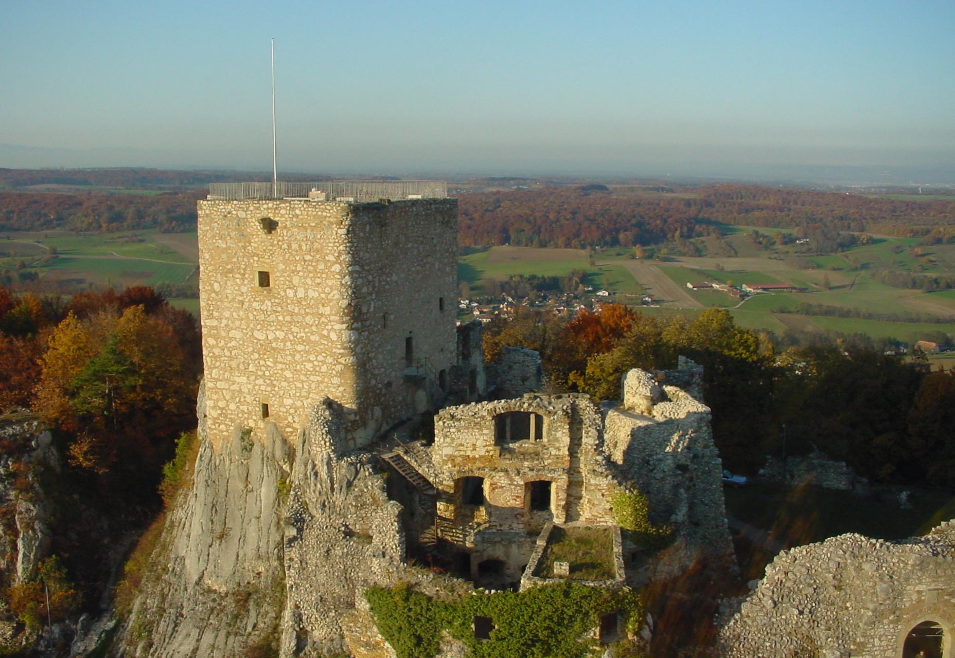 Wanderung Flüh - Rodersdorf